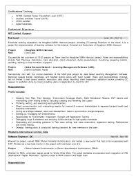 agile testing resume sample