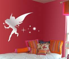 charming describe of wall easel for kids astounding angel printed kids bedroom wall sticker design
