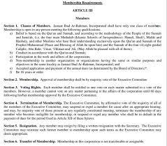 Application For Membership Jamaat Ibad Ar Rahman Membership Application