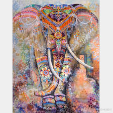 Small Picture Hot Sale India Elephant Tapestry Blanket Mandala Yoga Mats