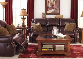 Furniture Depot Schererville IN Walworth Black Cherry Reclining