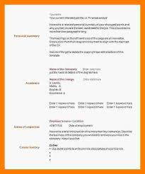 11+ how to write a one page resume | Skills-Based Resume