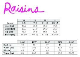Speedo Tankini Size Chart Swimsuit Sizes Raisins Size Chart Nike Coreyconner