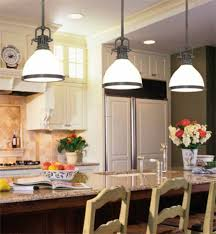 Image Of: Pendant Lighting For Kitchen Island
