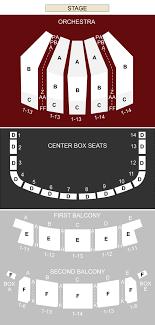 Keller Auditorium Portland Or Seating Chart Stage