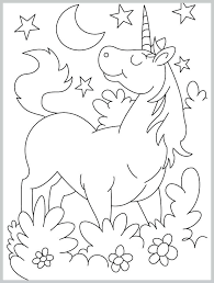 Free Coloring Pages Of Unicorns Coloring Pages Unicorns Free Unicorn