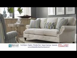 Matter Brothers Furniture 4th of July Sale