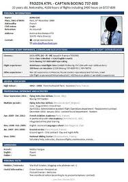 Sample Airline Pilot Resume 100 airline pilot resume example if you want to propose a job as an 30
