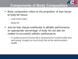 Ace Body Fat Percentage Chart Ace Personal Trainer Manual 4th Edition Chapter 8 Ppt