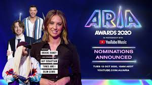 2020 ARIA Awards Nominations Revealed ...