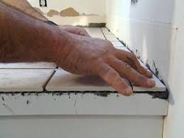 Diy Tile Kitchen Countertops Install Tile Over Laminate Countertop And Backsplash How Tos Diy