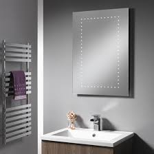atlanta battery operated mirror with