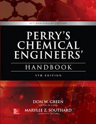 Free Mechanical Design Handbook Pdf Perrys Chemical Engineers Handbook 9th Edition 9th Ed