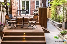 Modern Landscape Design Toronto Top Rated Toronto Landscaping Company Modern Design