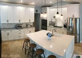 Modern Farmhouse Kitchen Reveal Kristen Hewitt