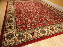 wealth oriental rugs com red traditional rug large 8x11 persian