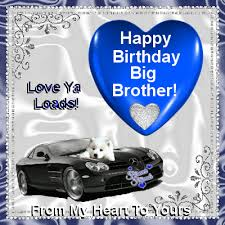 happy birthday big brother images hd