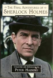 tbt peter haining s the final adventures of sherlock holmes haining finaladventures