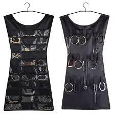 Little Black Dress Accessory Organizer