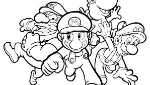Mario Kart Wii Coloring Pages Coloring Pages Of Free Coloring Pages