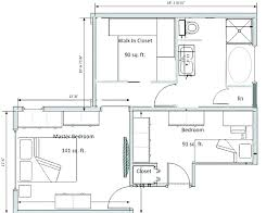 master bathroom plans with walk in shower master bathroom and closet floor plans lovely master bathroom