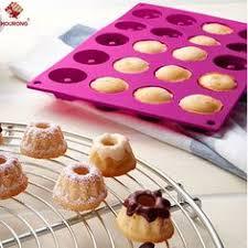 <b>silica gel</b> flower silicone Cake mould 12 hole pudding Jello Mold ...