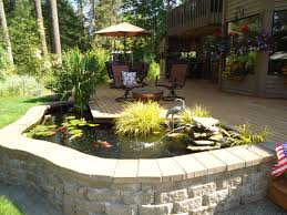 home design koi pond designs build this simple above ground ideas in a weekend it features