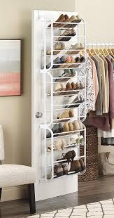 Amazon.com: Whitmor Over The Door Shoe Rack - 36 Pair - Storage ...