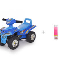 Купить Каталка Baby Care Super ATV и световозвращающие ...
