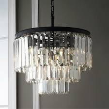 contemporary chandelier lighting modern crystal chandeliers for dining room lamp world