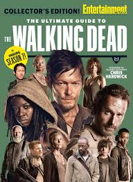 walking dead chris hardwick pens essay on the show com check out the two collectible covers for entertainment weekly s ultimate guide to the walking dead below to hardwick s full essay and for all the
