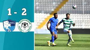 BB Erzurumspor - Konyaspor | HAZIRLIK MAÇI ÖZET VE GOLLER - 2021 - YouTube