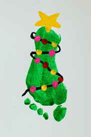 20 Homemade Ornaments For Babyu0027s First Christmas  Mommyu0027s BundleChristmas Crafts With Babies