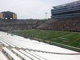 Kinnick Stadium Section 102 Rateyourseats Com