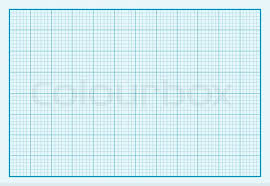 Graph Paer Graph Paper Background Design Flat Stock Vector Colourbox