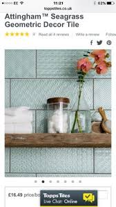 Attingham Seagrass Geometric Decor Tile Pin by Ally Makepeace on Kitchens Pinterest Kitchens 59