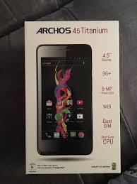 Telefono ARCHOS 45 titanium in 41011 ...