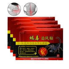 <b>48Pcs Scorpion Venom</b> Pain Relief Patches Ointment Joints ...