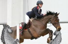 Equestrian award for Bobbie Heath & Cisco Bay II - Bury Farm (CREDIT SBM  Photographic) - Nantwich News