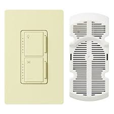 lutron ma lfqhw wh maestro fan control and dimmer kit white lutron ma lfqhw wh maestro fan control and dimmer kit white wall dimmer switches amazon com