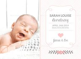 Sample Baby Announcement Baby Birth Announcement Template Baby Announcement Sample Baby Girl