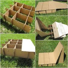 duct tape furniture. How To Furniture Cardboard Duct Tape, Diy, Go Green, Outdoor Furniture, Tape