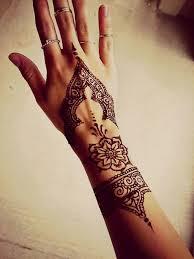Tetování Hennou Za Pár Vteřin Herstylecz