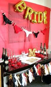 bachelorette party decor ideas giant gold bride letter balloons diy bachelorette party gift ideas for bride