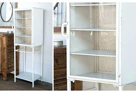 metal storage cabinet with drawers. Old Storage Cabinet Fashioned Kitchen Cabinets Retro Vintage Metal For Sale White With Drawers
