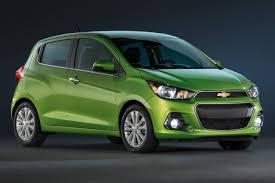 2016 Chevrolet Spark Pricing - For Sale | Edmunds