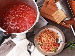 pressure cooker tomato sauce recipe