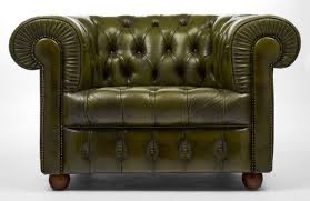 english vintage green leather chesterfield club chairs chair jean marc fray and ottoman yellow old armchair