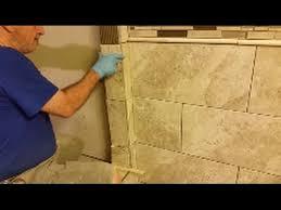 corner tile shower. Beautiful Corner How To Tile Outside Corner  Step By Shower Bathroom Tiling For