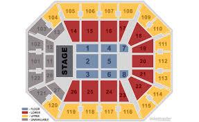 Mohegan Sun Arena Layout Mohegan Sun Arena Ticket Mohegan